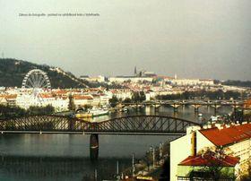 Visualisation of Prague Wheel, source: Prague 5 municipality