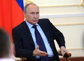 Vladímir Putin, foto: ČTK