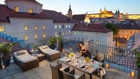 Foto: presentación oficial del hotel Mandarin Oriental de Praga
