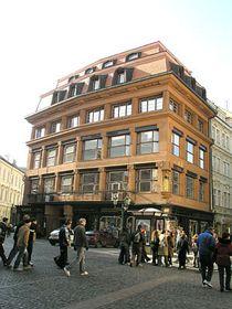 Dům UČerné Matky Boží, foto: Archiv Radia Praha