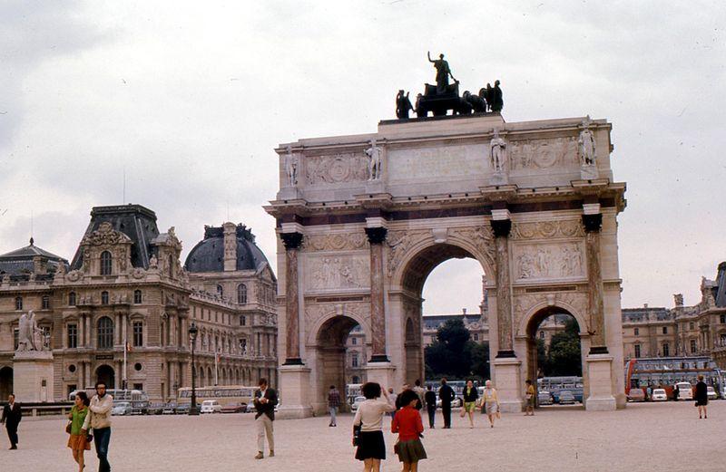 Paris en 1968, photo: Roger Wollstadt, CC BY-SA 2.0