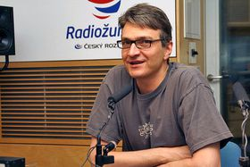 Ян Сверак (Foto: Алжбета Шварцова, Чешское радио)