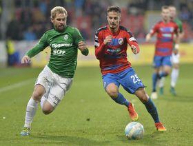 Pilsen versus Jablonec, foto: ČTK