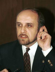 Jiří Kotas in 1994, photo: CTK