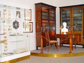 """Ausstellung """"Baronin Ulrike von Levetzow 1804–1899"""" (Foto: Archiv des Gebietsmuseums und der Galerie Most)"""