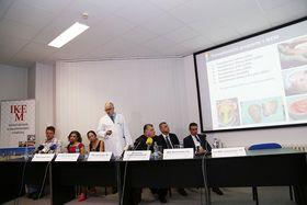 Kонференция «Вера и донорство» (Фото: IKEM)