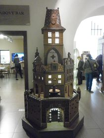 Čokoládové náměstíčko, foto: Zdeňka Kuchyňová