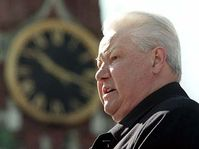 Boris Yeltsin, photo: CTK