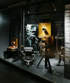 Fotoatelier (Foto: Kateřina Uksová, Nationales Technikmuseum)