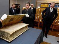 La Bible du diable, photo: CTK