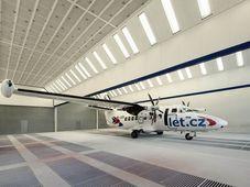 Flugzeug L 410 (Foto: Archiv Aircraft Industries)