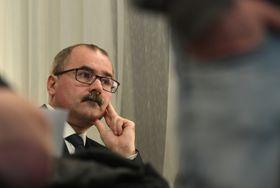 Pavel Žáček, photo: ČTK / Michal Kamaryt