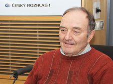 Petr Kolář, photo: Alžběta Švarcová, ČRo