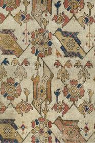 Le tapis anatolien selendi, photo: Galerie nationale de Prague