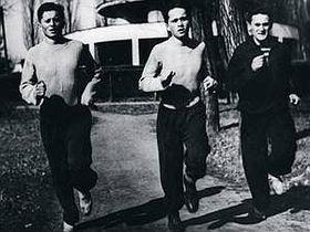 The Mašín brothers, Milan Paumer (right)