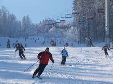 El centro de esquí de Monínec, foto: Archivo del centro de esquí de Monínec