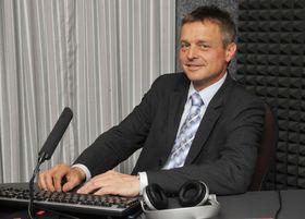 Josef Podstata, photo: Luděk Peřina, Czech Radio