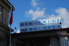 Больница «На буловке» (Фото: Алжбета Шварцова, Чешское радио)