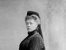 Bertha von Suttner, photo: Public Domain