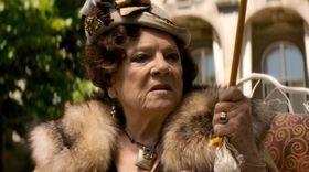 """Vlasta Chramostová als Großmutter in Havels Streifen """"Der Abgang"""" (Foto: Tschechisches Fernsehen)"""