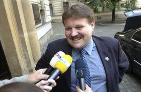 El Ministro de Trabajo y Asuntos Sociales, Zdenek Skromach, foto: CTK