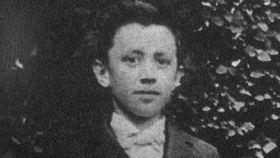 Karel Čapek als Kind (Foto: Archiv der Gemeindebibliothek in Žernov)