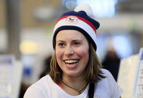 Eva Samková, photo: CTK