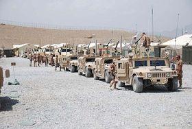 La misión checa en Afganistán, foto: archivo del Ejército Checo