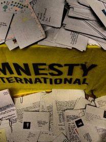 Photo: archive of Amnesty International