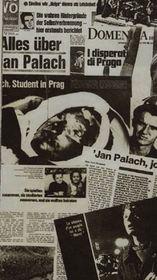 Prensa checa escribe sobre Jan Palach
