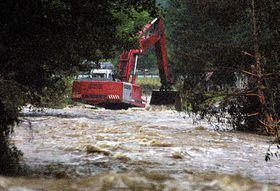 Fluss Hodoninka, Foto:CTK