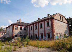 Soviet Army barracks in Milovice, now abandoned, photo: Tiia Monto, CC BY-SA 4.0 International