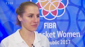 Kateřina Elhotová, foto: ČT24