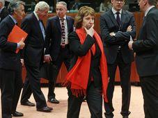 Catherine Ashton, photo: ČTK