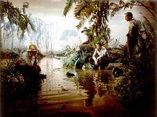 Viaje a la Prehistoria, foto: Archivo de TV Barrandov
