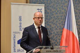 Bohuslav Sobotka, photo: Archives du gouvernement