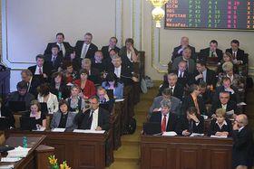 La Cámara Baja, foto: Archivo del Gobierno checo