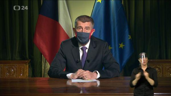 Andrej Babiš, photo: ČT24