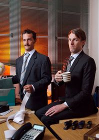 'Mad Office', photo: Site officiel de Trygve Wakenshaw
