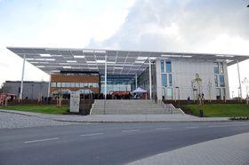 Центр ELI в пражском пригороде Нижние Бржежаны (Фото: Филип Яндоурек, Чешское радио - Радио Прага)
