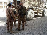 Des soldats tchèques en Afghanistan, photo: Site officiel de l'Armée tchèque