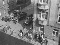 Plzen - août 1968, photo: CTK