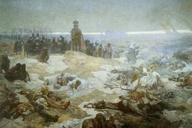 Alfons Mucha - 'The Battle of Grunwald'