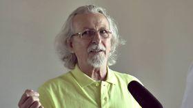 историк и публицист Петр Гунчик, фото: YouTube