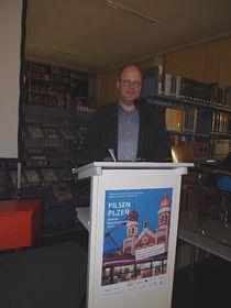 Tobias Weger (Foto: Archiv des Tschechischen Zentrums München)