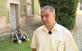 Václav Hlaváč, foto: ČT