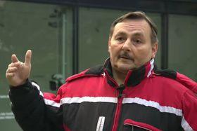 Pavel Hrstka (Foto: Tschechisches Fernsehen)