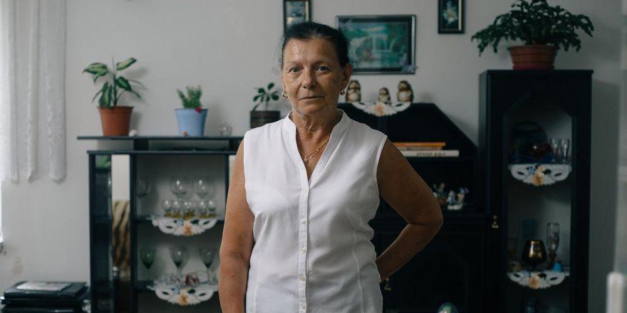 Jaroslava Dušková, foto: Jan Kolář, ČRo
