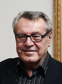 Miloš Forman, photo: Alinoe, Wikimedia Commons, CC BY-SA 3.0