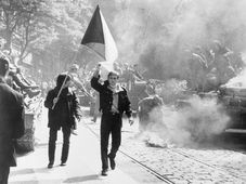 1968 invasion of Czechoslovakia, photo: CIA, Flickr, Public Domain